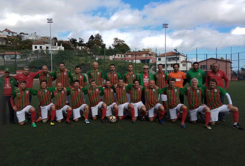 Veteranos Club Sport Marítimo 2018/2019