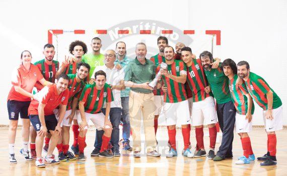 Conquista da Taça da Madeira de Futsal 2018/2019