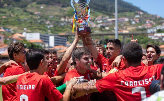 Conquista Taça da Madeira Juvenis 2018/2019
