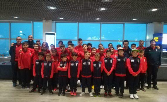 Participação III Torneio Internacional de Futsal de Formação de Vila Real