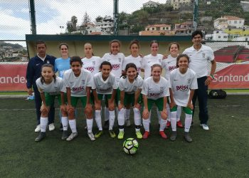 Juniores Femininos do Club Sport Marítimo