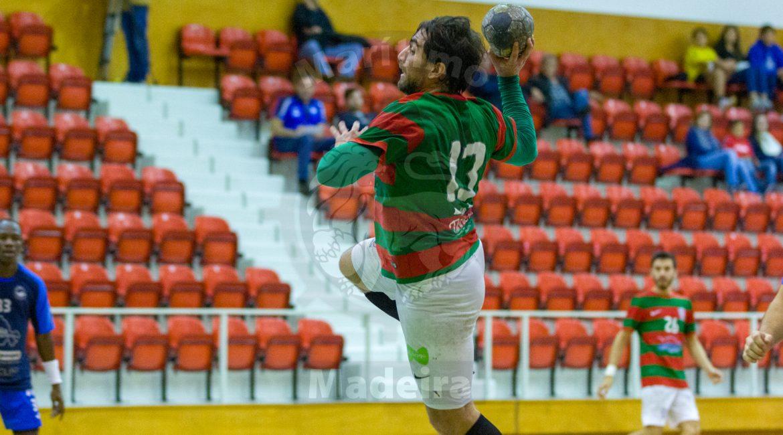 Club Sport Marítimo - Póvoa Andebol Clube