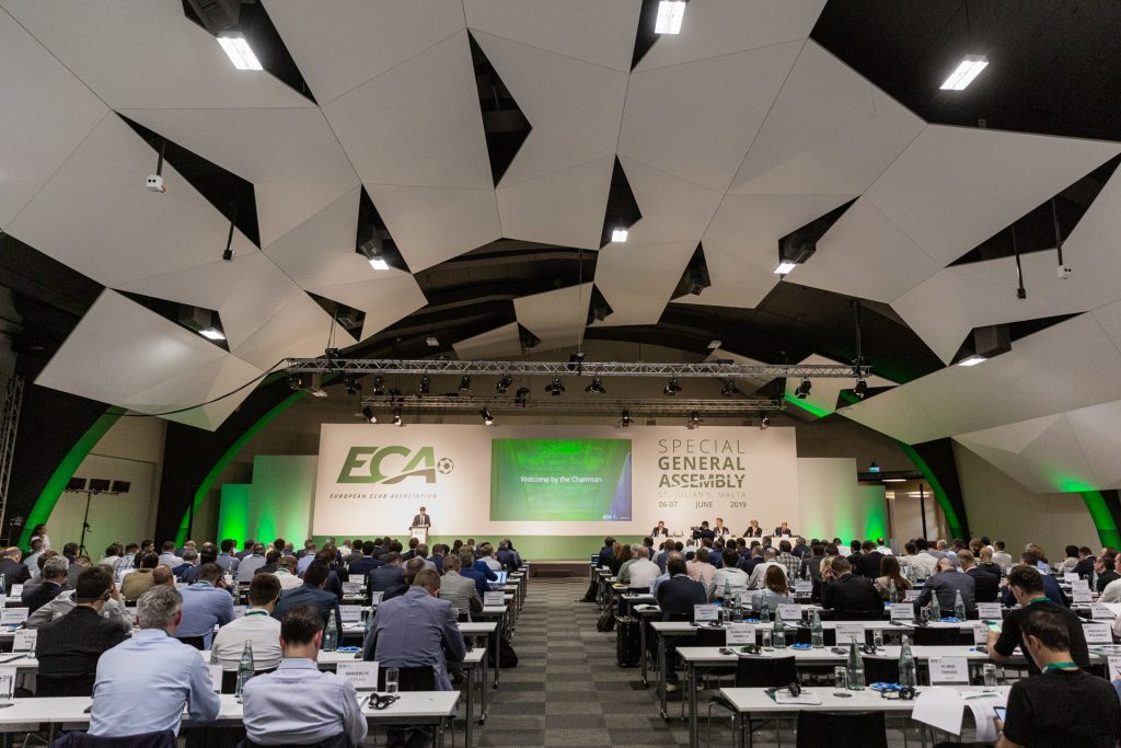 Assembleia Geral European Club Association