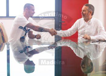 Edgar Costa renova com o Club Sport Marítimo