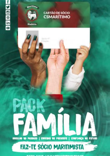 Pack Família - Banner homepage