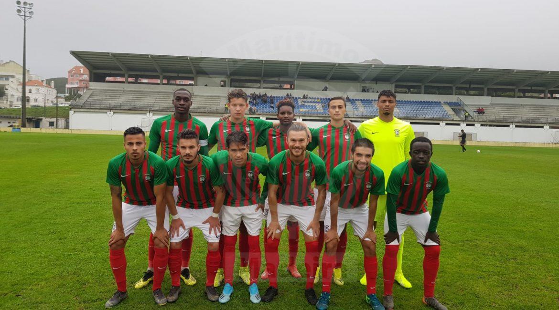 29/10/2019 Funchal, 13.ª jornada da Liga Revelação Estoril vs Marítimo / Pedro Silva CSM